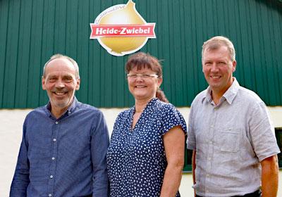 Heide-Zwiebel Uelzen - Geschäftsführung und Vorstand