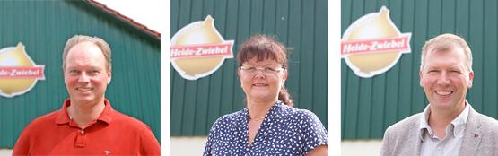 Heide Zwiebel Vorstand 2021